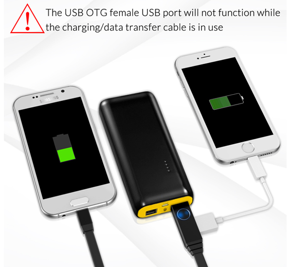 Frieq 2 in 1 micro usb otg cable for samsung galaxy s6 s4 - Can a usb 3 0 be used in a 2 0 port ...